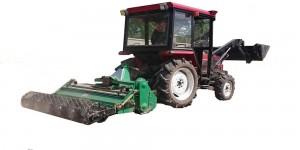 miniciągnik maszyna wielofunkcyjna green bud