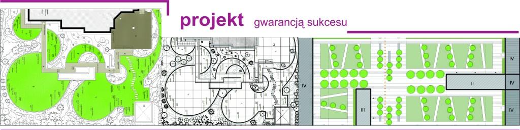 projektowanie ogrodów baner mały2